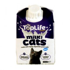 TopLife Cats Milk 200ml