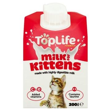 TopLife Kittens Milk 200ml
