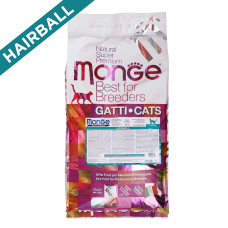 Monge Best For Breeders Hairball Rich In Chicken 10kg