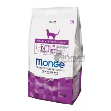 Monge  Adult Rich in Chicken 1.5kg