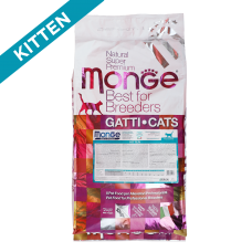 Monge Best For Breeders Chicken Kitten 10kg