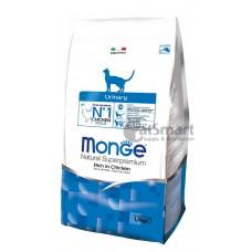 Monge Urinary Rich in Chicken 1.5kg