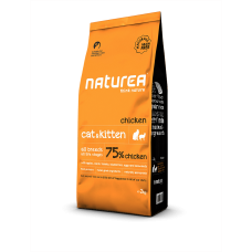 Naturea Grain Free Chicken for Cats and Kittens 2kg