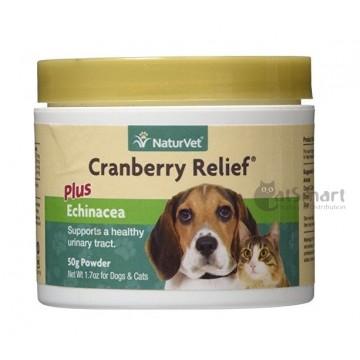NaturVet Cranberry Relief Echinacea Power 50g