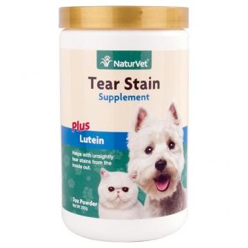 NaturVet Tear Stain Supplement Powder 200g