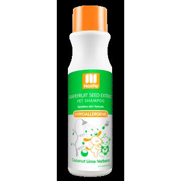 Nootie Shampoo Hypoallergenic Coconut Lime Verbena (Grapefruit Seed Extract)  473ml