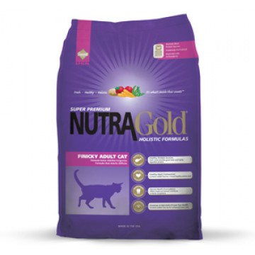 NutraGold Finicky Adult Cat 3kg