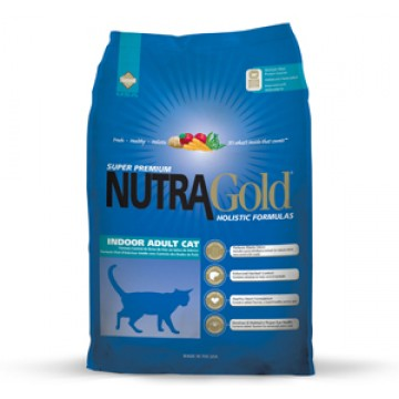 NutraGold Indoor Adult Cat 7.5kg