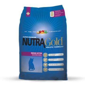 NutraGold Indoor Kitten 3kg