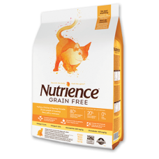Nutrience Grain Free Turkey, Chicken & Herring 2.5kg