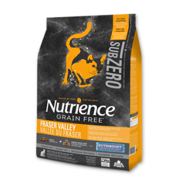 Nutrience Sub Zero Fraser Valley 2.27kg