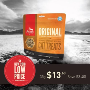 Orijen Cat Treat Freeze Dried Original 35g