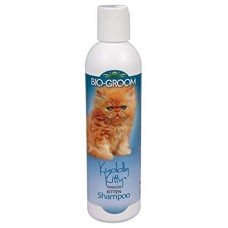 Bio-Groom Kuddly Kitty Tearless Kitten Shampoo