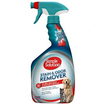 Simple Solution Pets Stain & Odor Remover 945ml