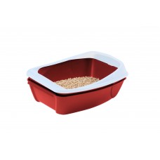 PeeWee Eco Basic Tray Red/White