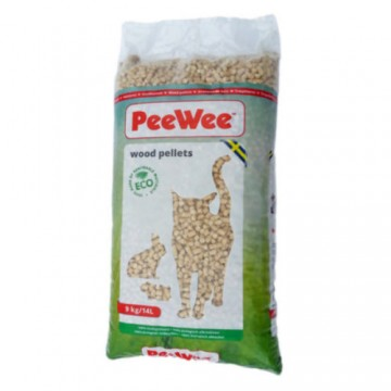 PeeWee Eco Wood Pellets 9kg (2 Packs)