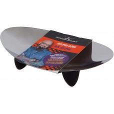 Petmate Jackson Galaxy Eclipse Stainless Steel Bowl
