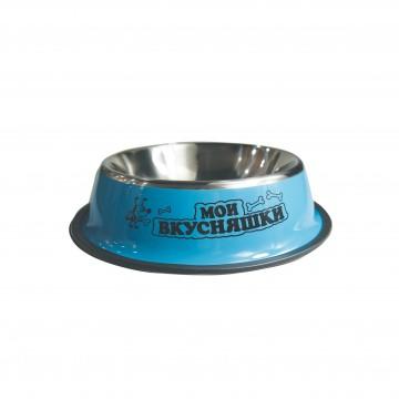 Plouffe Anti-slip Wide Bowl Extra Large Blue