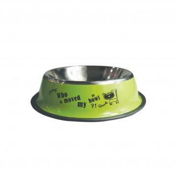 Plouffe Anti-slip Wide Bowl Extra Large Green