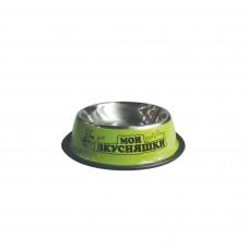 Plouffe Anti-slip Wide Bowl Small Green