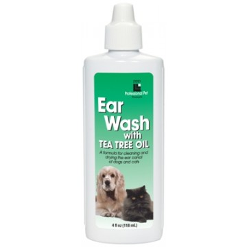 PPP Ear Wash with Tea Tree Oil 118ml