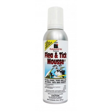 PPP Flea & Tick Mousse 227g