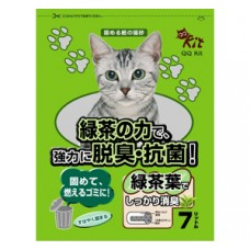 QQ Kit Paper Cat Litter Green Tea 7L