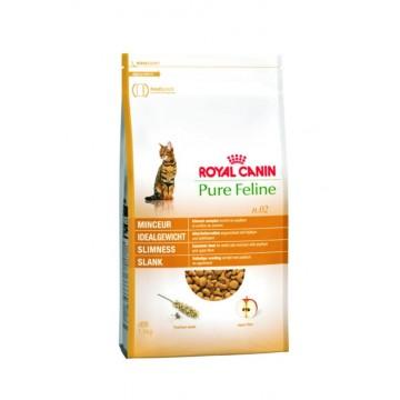 Royal Canin Pure Feline Slimness N.02 1.5kg
