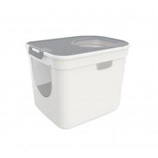 Rubeku Bin-it-up Litter Box Grey