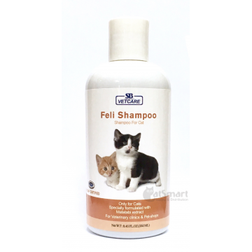 SB VetCare Feli Shampoo 250mL