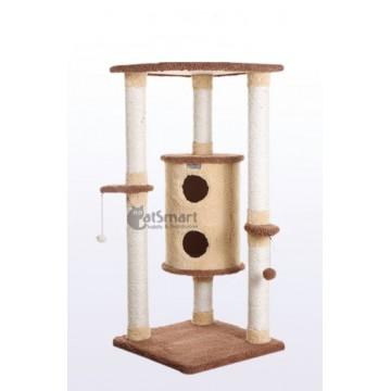 Armarkat Cat Apartment Brown AX4401