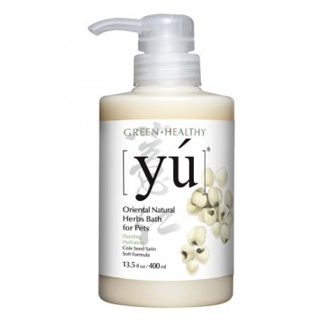 YU Oriental Natural Herbs Coix Seed Satin Formula (Dazzling Hydration) 400ml
