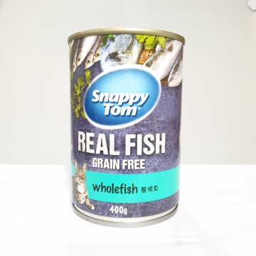 Snappy Tom Whole Fish 400g