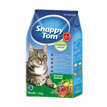 Snappy Tom Gourmet Seafood 1.5kg