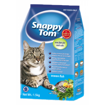 Snappy Tom Ocean Fish 1.5kg