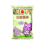Snappy Cat Tofu Cat Litter Lavender 7L  (6 Packs)