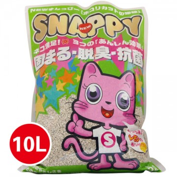 Snappy Cat Sand Litter Apple 10L