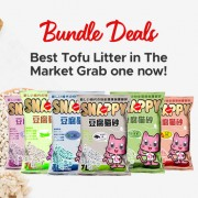 Snappy Tofu Cat Litter Bundle Deals