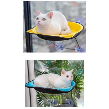 SnugFit Window Hammock Yellow
