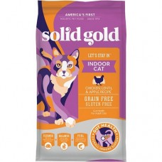 Solid Gold Let's Stay In Indoor Chicken 12Lb