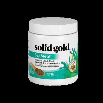 Solid Gold SeaMeal For Skin & Coat, Digestive & Immune Health Powder 142g