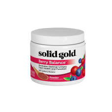 Solid Gold Berry Balance For Optimal Urinary Tract Health and Function Power 100g