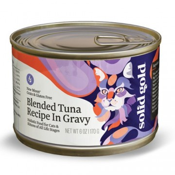Solid Gold New Moon Bleanded Tuna 170g