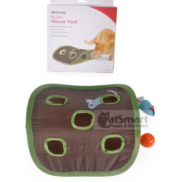 Sport Pet Pop Open Mouse Hunt
