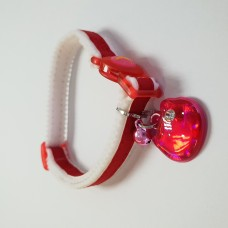 Tarky Safety Collar Red