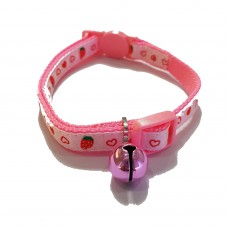 Tarky Safety Collar Strawberry Pink
