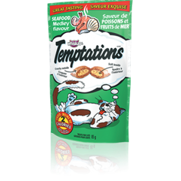 Temptations Seafood Medley Flavour 85g