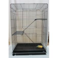 Tesoro Collapsible Cage Black C1