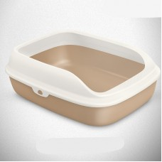 Tom Cat Pakeway Small Cat Litter Tray Coffee