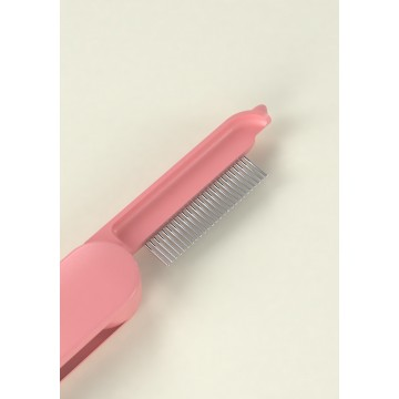 Tom Cat Pakeway Dual-purpose Shadow Comb White